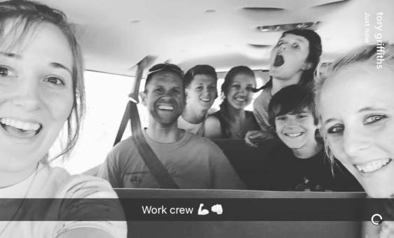 Work Crew!