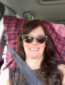 My car pillow!